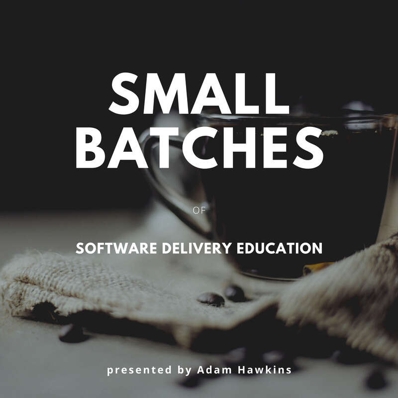 Small Batches logo